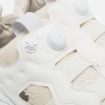 Кроссовки Reebok x SNEAKERBOY Instapump Fury Bianco/White/Chalk фото- 5