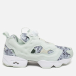 Кроссовки Reebok Instapump Fury Seasonal Graphic Pack Opal/White/Steel фото- 0