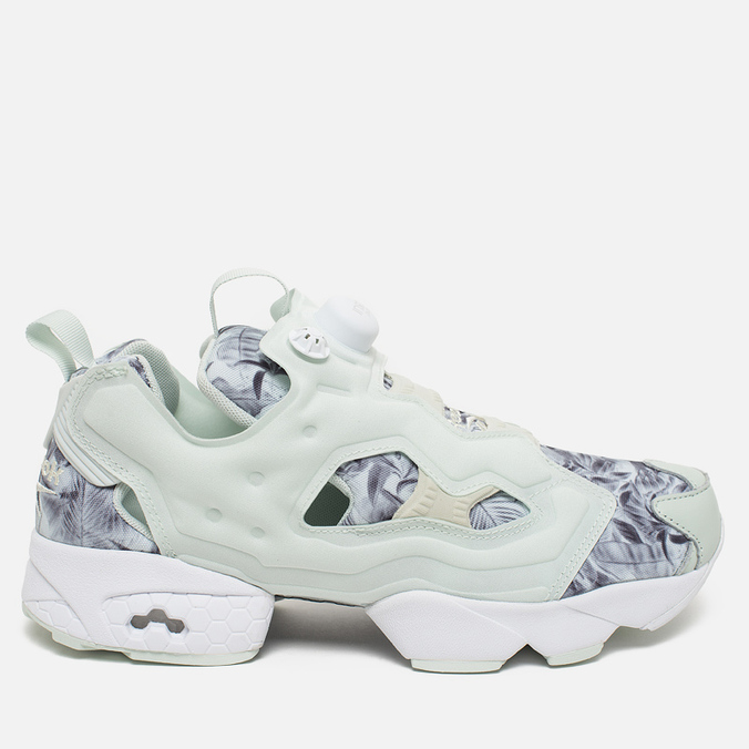 Кроссовки Reebok Instapump Fury Seasonal Graphic Pack Opal/White/Steel