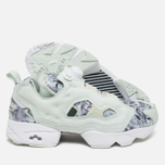 Кроссовки Reebok Instapump Fury Seasonal Graphic Pack Opal/White/Steel фото- 2