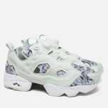 Кроссовки Reebok Instapump Fury Seasonal Graphic Pack Opal/White/Steel фото- 1