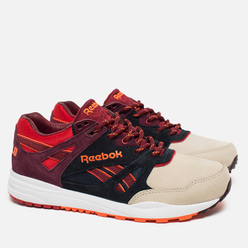 Кроссовки Reebok x Titolo Ventilator CN Desert Dawn Stucco/Navy/Red Rush