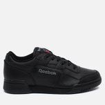 Кроссовки Reebok Workout Plus Black/Charcoal фото- 0