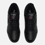 Кроссовки Reebok Workout Plus Black/Charcoal фото- 4