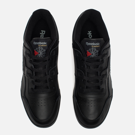 Кроссовки Reebok Workout Plus Black/Charcoal