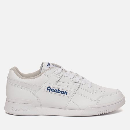 Кроссовки Reebok Workout Plus White/Royal
