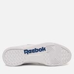 Кроссовки Reebok Workout Plus White/Royal фото- 4