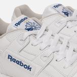 Кроссовки Reebok Workout Plus White/Royal фото- 5