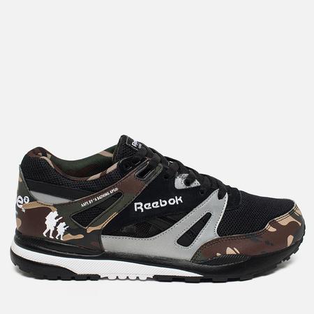 Reebok x AAPE Ventilator Affiliates Sneakers Black/Camo