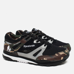 Кроссовки Reebok x AAPE Ventilator Affiliates Black/Camo