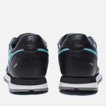 Кроссовки Reebok x Artists For Humanity Classic Leather Black/Alloy/Gold Metallic фото- 5
