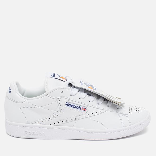 Кроссовки Reebok x Beams NPC UK Gentleman's Sport Pack White