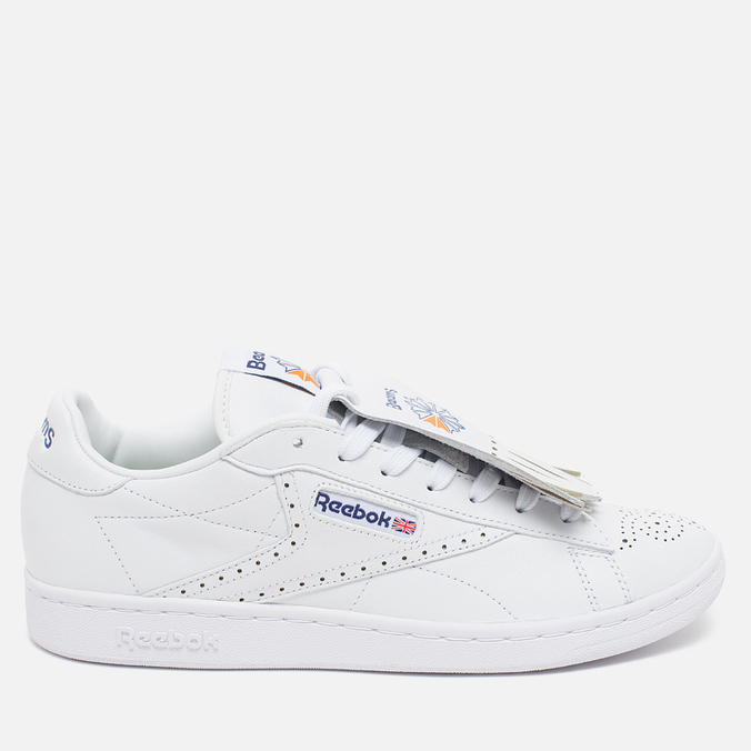 Кроссовки Reebok x Beams NPC UK Gentleman's Sport Pack White