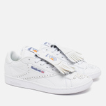 Кроссовки Reebok x Beams NPC UK Gentleman's Sport Pack White фото- 1