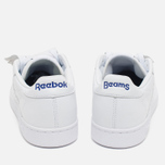 Кроссовки Reebok x Beams NPC UK Gentleman's Sport Pack White фото- 3