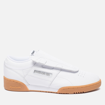 Кроссовки Reebok x Beams Workout Low Clean White/Black/Gum