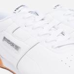 Кроссовки Reebok x Beams Workout Low Clean White/Black/Gum фото- 6