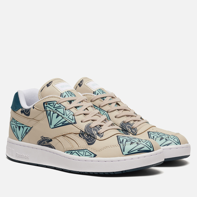Кроссовки Reebok x Billionaire Boys Club Ice Cream BB4000 Stucco/Panton/Panton