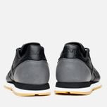 Кроссовки Reebok x Born X Raised CL Leather Black/Grey/Chalk фото- 3