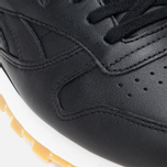 Кроссовки Reebok x Born X Raised CL Leather Black/Grey/Chalk фото- 7