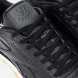 Кроссовки Reebok x Born X Raised CL Leather Black/Grey/Chalk фото- 6