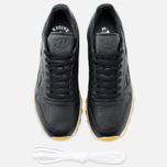 Кроссовки Reebok x Born X Raised CL Leather Black/Grey/Chalk фото- 4