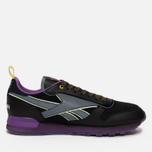 Кроссовки Reebok x Brandshop Classic Leather Black/Baseball Grey фото- 6