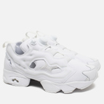 Кроссовки Reebok x Empty Canvas Instapump Fury OG White фото- 1