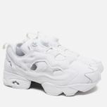Reebok x Empty Canvas Instapump Fury OG Sneakers White photo- 1