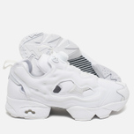 Кроссовки Reebok x Empty Canvas Instapump Fury OG White фото- 2