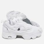 Reebok x Empty Canvas Instapump Fury OG Sneakers White photo- 2