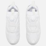 Reebok x Empty Canvas Instapump Fury OG Sneakers White photo- 3