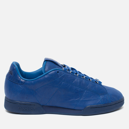 Reebok x END. NPC CNL Collegiate Royal/Vintage Cobalt/Club Blue