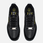 Кроссовки Reebok x Faces&Laces Club C 85 Black/Hero Yellow/Silver/White фото- 4