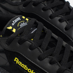 Кроссовки Reebok x Faces&Laces Club C 85 Black/Hero Yellow/Silver/White фото- 5