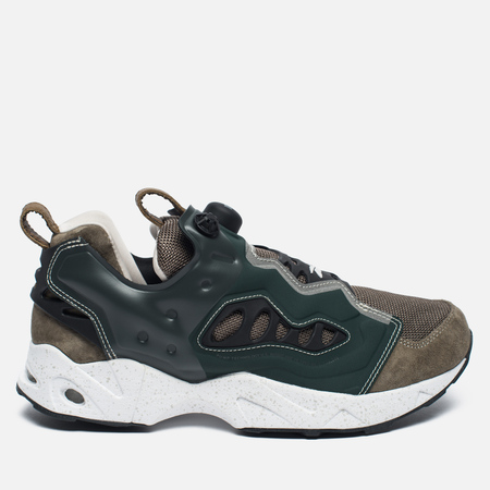Кроссовки Reebok x Garbstore Instapump Fury Road CJ Cliffstone/Black/White