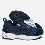Кроссовки Reebok x Hall Of Fame Instapump Fury Road Navy/White/Red фото- 2