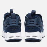Кроссовки Reebok x Hall Of Fame Instapump Fury Road Navy/White/Red фото- 3