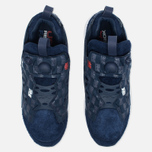Кроссовки Reebok x Hall Of Fame Instapump Fury Road Navy/White/Red фото- 4