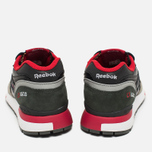 Кроссовки Reebok x Highs & Lows LX 8500 Suede Black/Grey/Red/White фото- 4