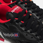 Кроссовки Reebok x Highs & Lows LX 8500 Suede Black/Grey/Red/White фото- 5