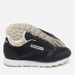 Кроссовки Reebok CL Leather Journal Standard Black/White/Stucco фото- 2