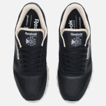 Кроссовки Reebok CL Leather Journal Standard Black/White/Stucco фото- 3
