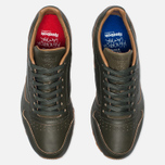 Мужские кроссовки Reebok x Kendrick Lamar Classic Leather Lux Olive Night/Black/Gum фото- 4