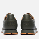 Мужские кроссовки Reebok x Kendrick Lamar Classic Leather Lux Olive Night/Black/Gum фото- 5
