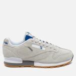 Кроссовки Reebok x Kendrick Lamar Classic Leather Skull Grey/Royal Red/White фото- 0