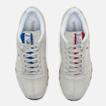 Кроссовки Reebok x Kendrick Lamar Classic Leather Skull Grey/Royal Red/White фото- 5