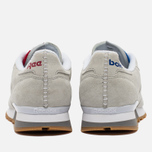 Кроссовки Reebok x Kendrick Lamar Classic Leather Skull Grey/Royal Red/White фото- 4