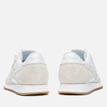 Кроссовки Reebok x Maison Kitsune CL Nylon Arctic Fox Kit White/Chalk/Gum фото- 3