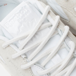 Кроссовки Reebok x Maison Kitsune CL Nylon Arctic Fox Kit White/Chalk/Gum фото- 6